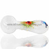 Chameleon Glass Reggae Sunsplash Pipe - White - Retro Active Smoke Shop  - 2
