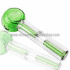 Chameleon Glass Monsoon Water Filtered Handpipe - Green - Retro Active Smoke Shop  - 1