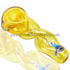 Chameleon Glass Tornado Hand Pipe - Fumed - Retro Active Smoke Shop  - 1