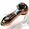 Chameleon Glass Fire In the Sky Pipe - Onyx - Retro Active Smoke Shop  - 2