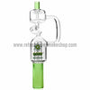 "Ooze ""Hurricane"" Water Bubbler Concentrate Vaporizer Kit - Retro Active Smoke Shop  - 2"