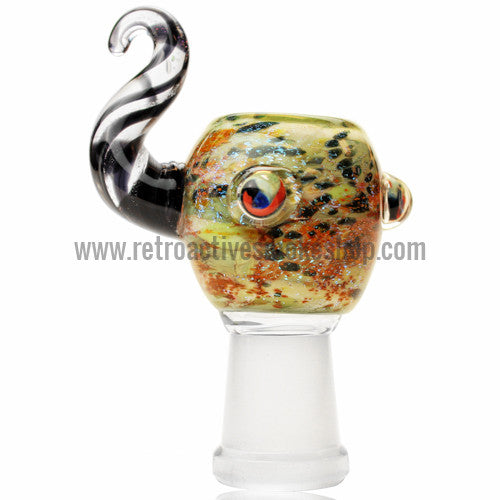 Empire Glassworks Abstract Oil Dome - 14mm - Retro Active Smoke Shop