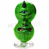 The Crush Glass Insane Asylum Face - Cyclops - Retro Active Smoke Shop  - 1