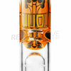 "[product type] - (CLEARANCE) Liquid Sci 15"" Double Honeycomb Straight Tube - Retro Active Smoke Shop"