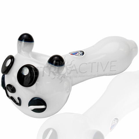 The Crush Glass Pokemon Minun Inspired Hand Pipe