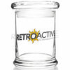 420 Science Medium Pop Top Jar - Retro Active Smoke Shop