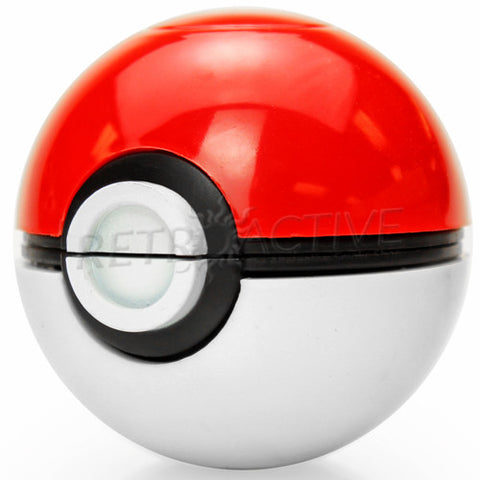 Pokemon Inspired Pokeball Herb Grinder