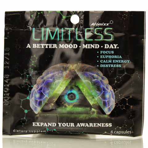 Atomixx Limitless Mood Enhancing Capsules (4-Pack)