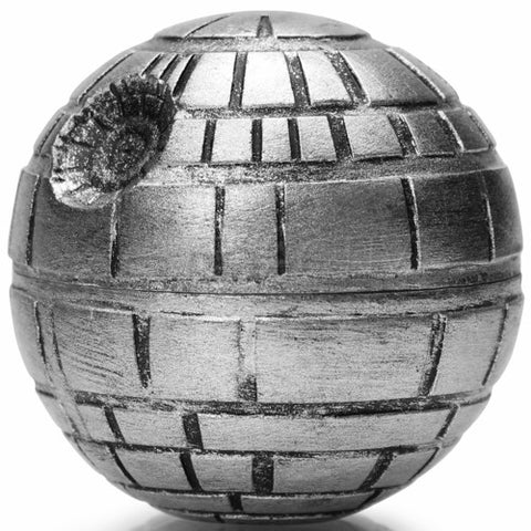 Star Wars Inspired Death Star Herb Grinder