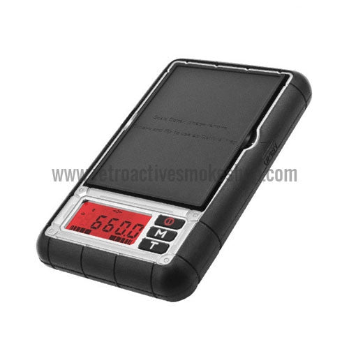 My Weigh DuraScale D2 660 660 x 0.1g Digital Scale - Retro Active Smoke Shop