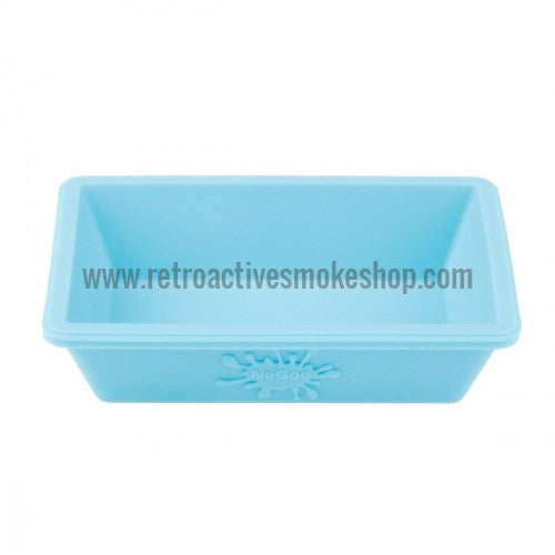 NoGoo Non-Stick Dish - Blue - Retro Active Smoke Shop