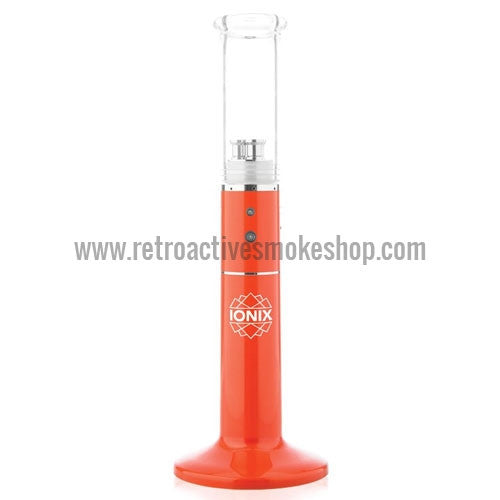 IONIX T101 Triple Coil Vaporizer by Grav Labs - Orange - Retro Active Smoke Shop
