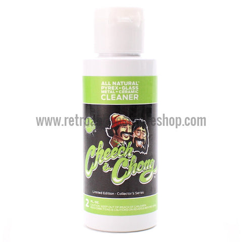 Bling All Natural Cheech & Chong Instant Pipe Cleaner - 2 oz. - Retro Active Smoke Shop
