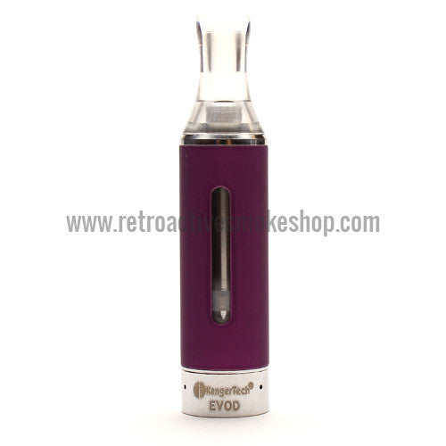 Kanger EVOD Bottom Coil Clearomizer - Purple