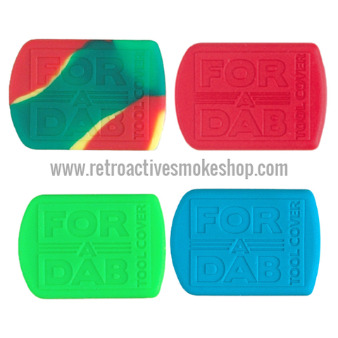 For-A-Dab Non-Stick Tool Covers (4-Pack) - Variety - Retro Active Smoke Shop  - 1