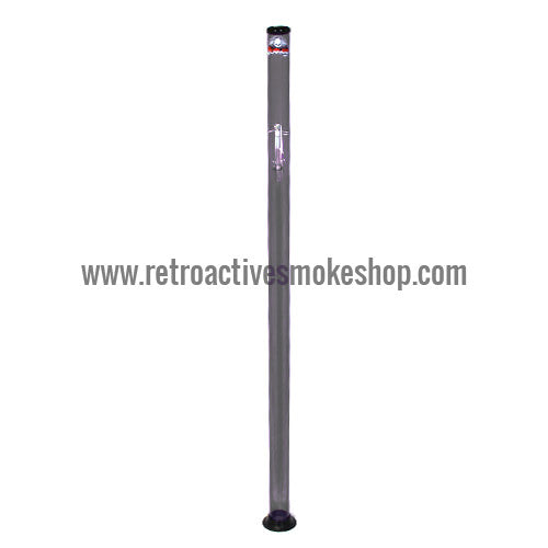 "Headway Big Boy 36"" (3 ft) Acrylic Waterpipe - Black - Retro Active Smoke Shop"