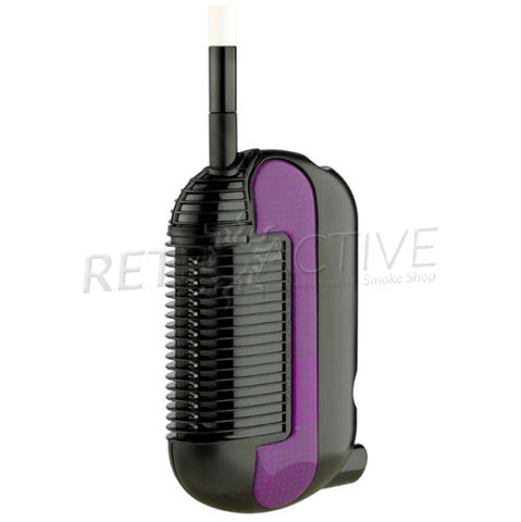 [product type] - (CLEARANCE) IOLITE Original Portable Vaporizer - Purple - Retro Active Smoke Shop