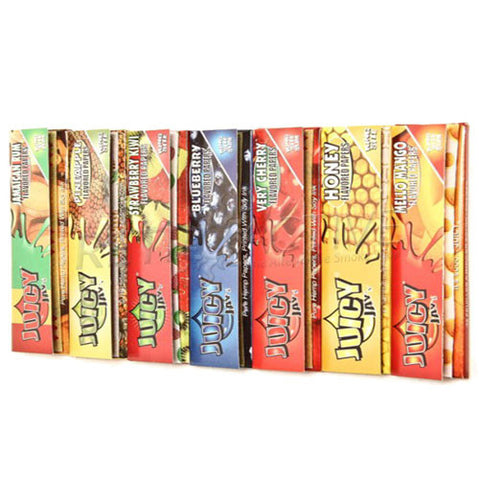 Juicy Jay's 1 1/4 Flavored Rolling Papers - Retro Active Smoke Shop  - 1