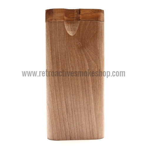 RASS Wood Twist Top Dugout - Large - Retro Active Smoke Shop  - 1