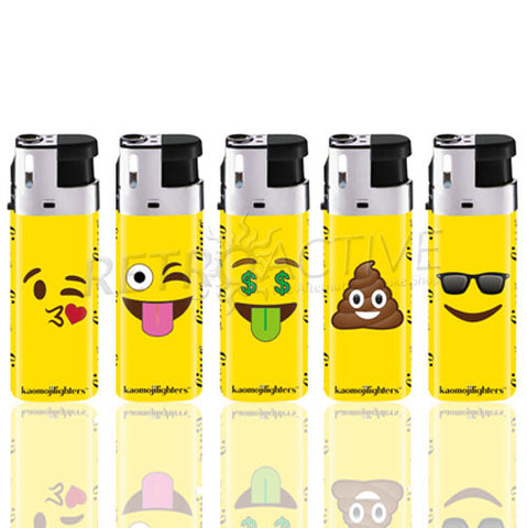 Linse Kaomoji Lighter