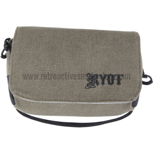 RYOT SmellSafe Piper with StickStop - Olive - Retro Active Smoke Shop  - 1