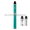 Quickdraw 300 DLX Portable 3-in-1 Vaporizer - Teal - Retro Active Smoke Shop  - 2