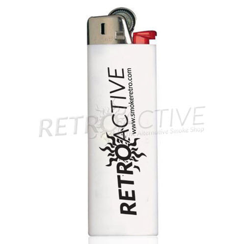 Retro Active Smoke Shop Bic Lighter