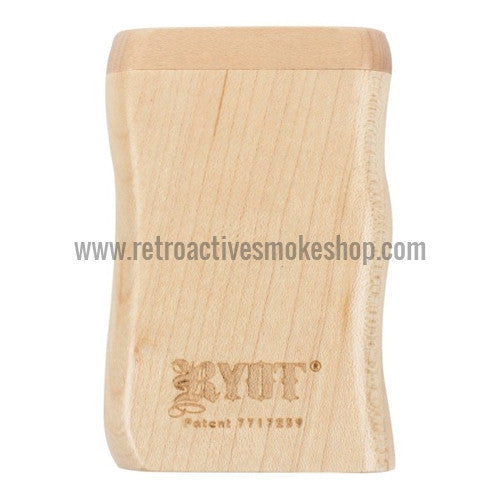 RYOT Small Wood Magnetic Taster Box - Retro Active Smoke Shop  - 4