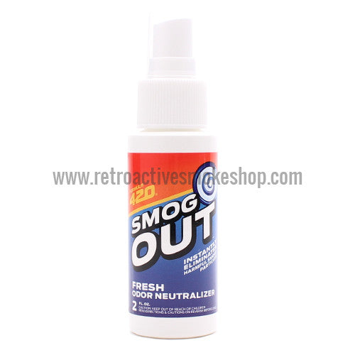 Formula 420 Smog Out Odor Neutralizer - Retro Active Smoke Shop