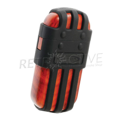 Vector Max Jet Torch Lighter - Mahogany Marble - Retro Active Smoke Shop