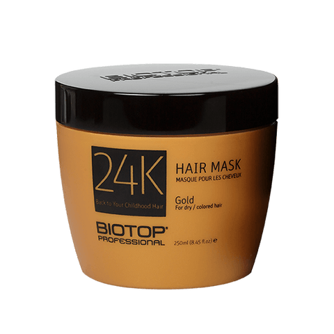 Biotop Professional 24K Hair Mask  250ml