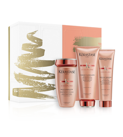 THE GIFT OF SLEEK MOVEMENT. Precious care routine to enhance the smoothn... click for more information