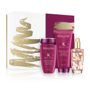 The Gift of Vibrant Colour. Limited Edition Gift set for coloured hair. ... click for more information