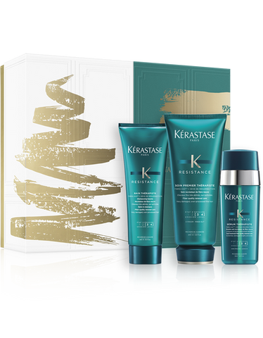 THE GIFT OF ULTIMATE HAIR REPAIR. Hair renewal therapy for very damaged,... click for more information