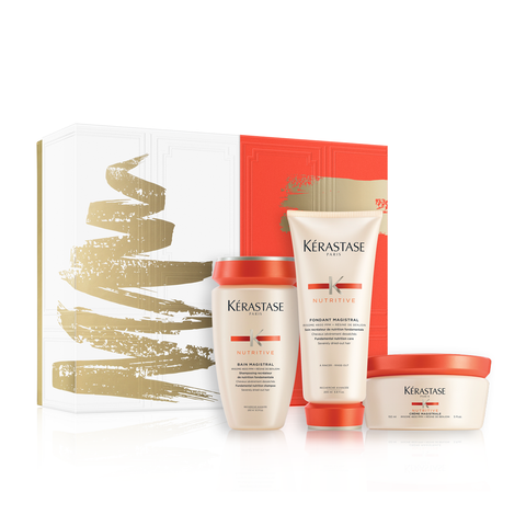 Included in this pack: Kerastase Nutritive Bain Magistral 250ml (complim... click for more information