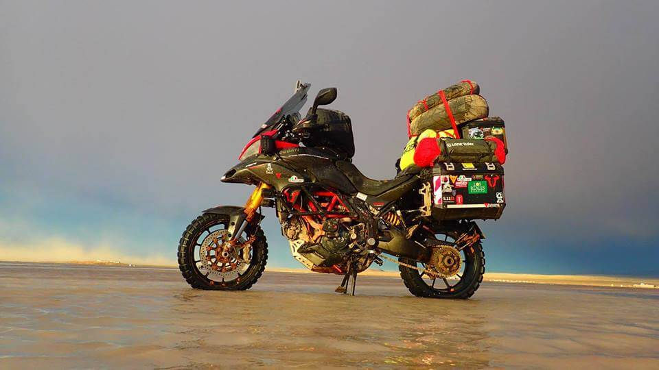 How to Properly Load Motorcycles When Camping: 6 Considerations