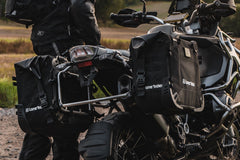 Semi-Rigid ADV Motorcycle Luggage: Why MotoBags Trump Aluminum Panniers
