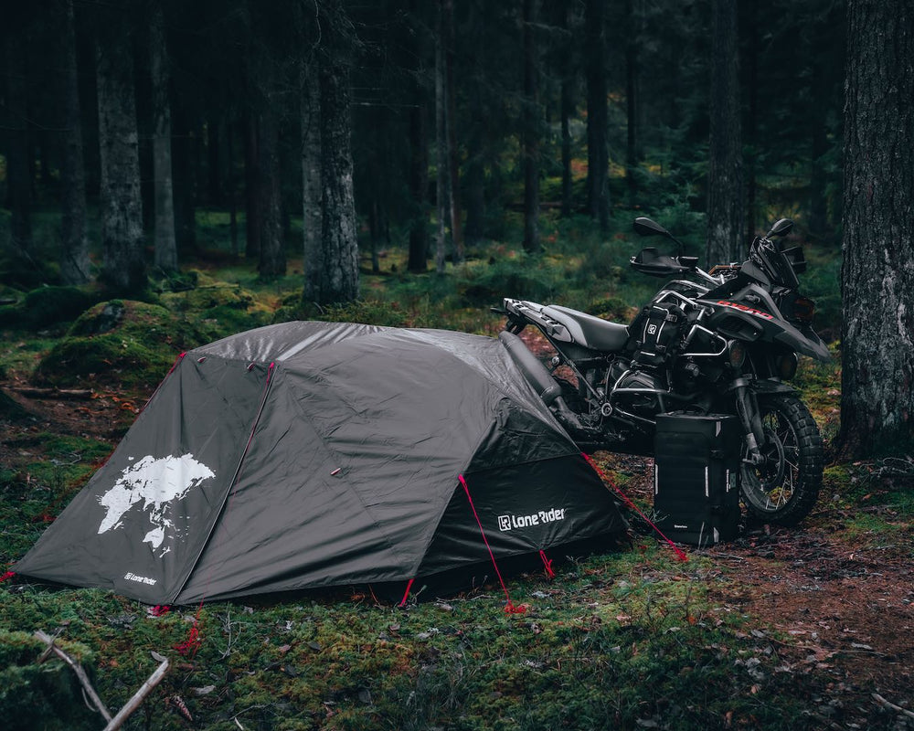 How to Maintain Our Motorcycle Tents (MotoTent and ADV Tent)
