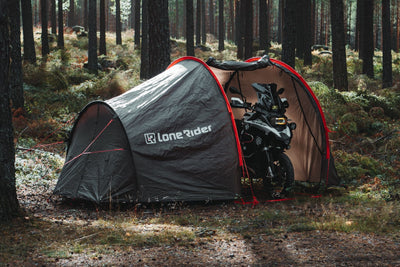 Motorcycle Camping Gear: Essential Top 7 For Long Distance