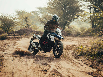 2021 BMW G 310 GS: What's New With the Bavarian Entry ADV?