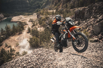 KTM Releases the 890 Adventure R: A Better ADV?