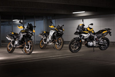 2021 BMW F 850 GS (Adventure) & F 750 GS: What's New?