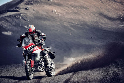 Meet the Ducati Multistrada V4: Long Service Intervals, High HP