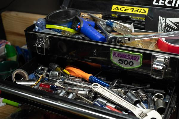 Our Top Tips for your Adventure Motorcycle Tool Kit