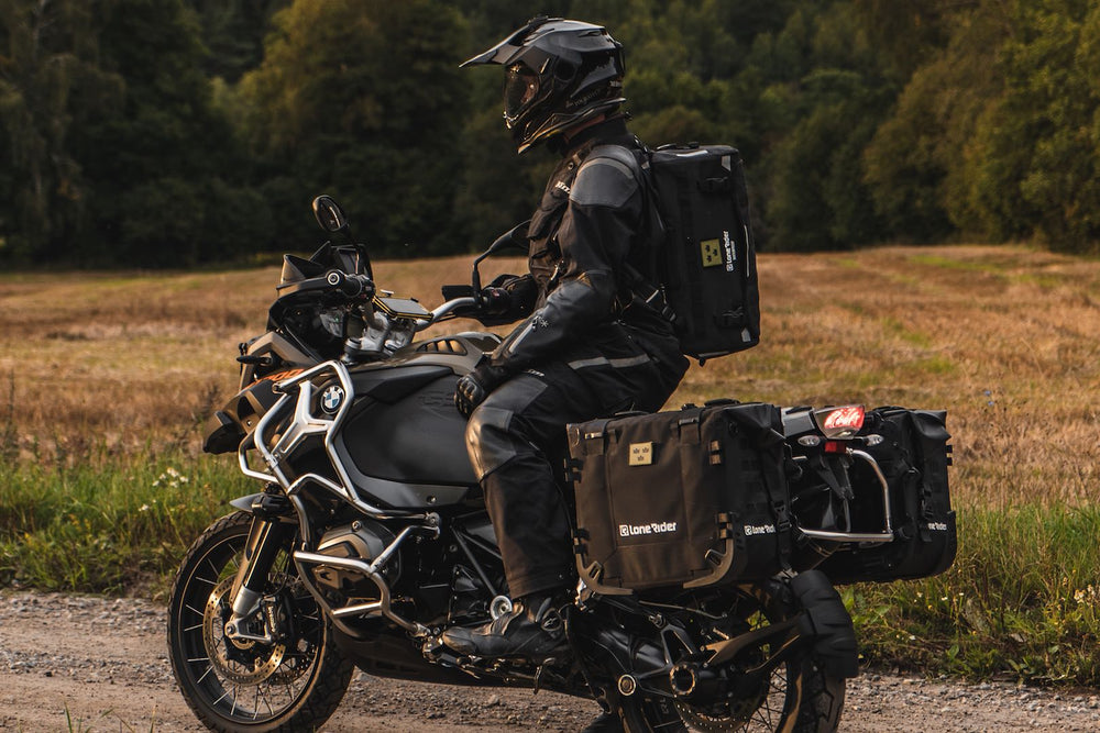 Heading on a Long ADV Motorcycle Trip? Here's your Checklist