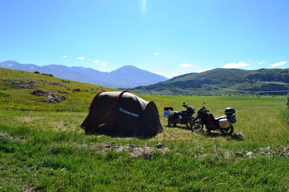 How to Choose A Motorcycle Campsite: Top 10 Tips