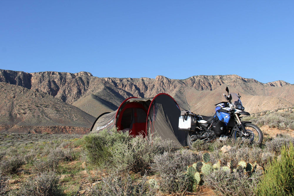 Gone (Motorcycle Camping) Without a Trace: 6 Tips