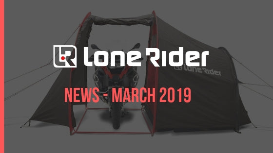 Lone Rider News - March 2019