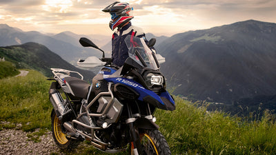 Adventure Motorcycle Tours by Region: Best Routes in Germany