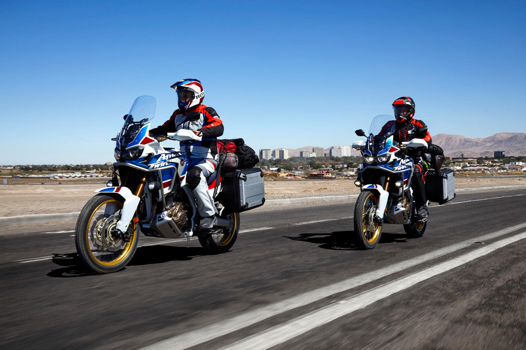 Honda Africa Twin (starting at $14,399)
